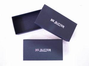 黒タント紙かぶせ箱